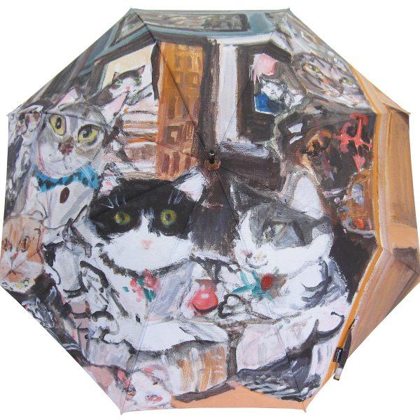 Manhattaner's KM-88L/M 猫的解釈による名画 耐風骨